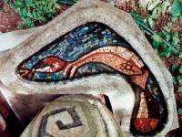 Garten Mosaik von Hermann Moog