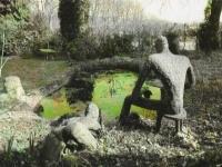 Garten Skulptur von Hermann Moog