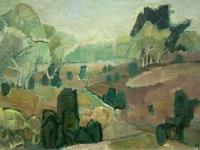 088 Westruper Heide, 1969, 50 x 79 cm