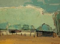 113 Meerfelder Bruch, 1971, 24 x 27 cm