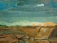 279 Am Silbersee, o.J. 86 x 89 cm
