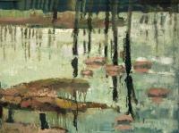 005 Venner Moor, 1972, 79,5 x 56,5 cm