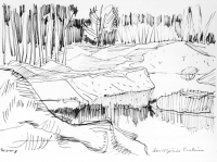 Sandgrube bei Emkum, o.J.