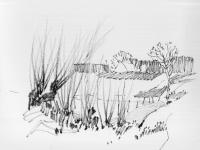Landschaftsstudie o.J.