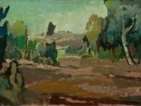 226 Westruper Heide, 1954, 43,5 x 60,5 cm