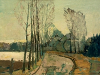 228 Herbst, 1967, 51 x 80 cm