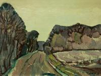 238 Römerweg, 1968, 29 x 39,5 cm