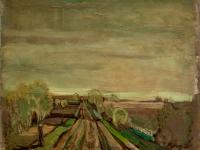 293 Heideweg, 1952, 44 x 57 cm