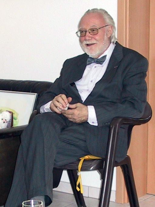 Hermann Moog, der Neffe des Malers