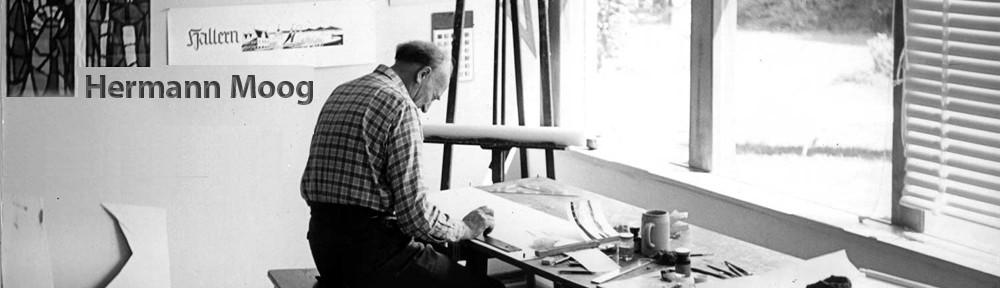 Hermann Moog, 1901 bis 1974, war ein deutscher Maler und Zeichner aus Westfalen.